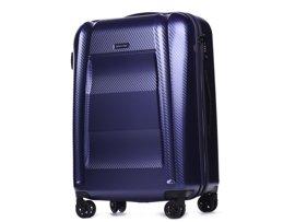 Duża walizka PUCCINI PC017 New York granatowa