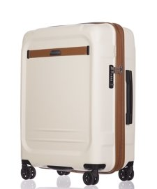 Duża walizka PUCCINI PC020 Stockholm biała