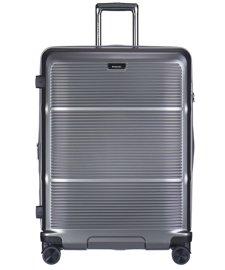Duża walizka PUCCINI PC021 Vienna szara