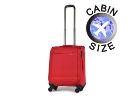 Mała walizka PUCCINI EM-50250 C NEW czerwona
