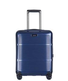 Mała walizka PUCCINI PC021 Vienna granatowa