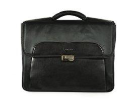 Teczka/Teczka na laptopa PUCCINI CMA3401 czarna