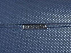 Duża walizka PUCCINI PC005 Voyager ciemnoniebieska