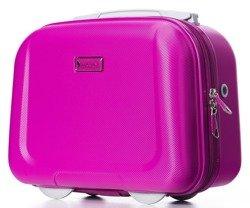 Kuferek / kosmetyczka PUCCINI ABSQM04 Ibiza różowy