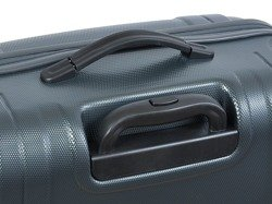 Mała walizka PUCCINI PC015 C grafitowa